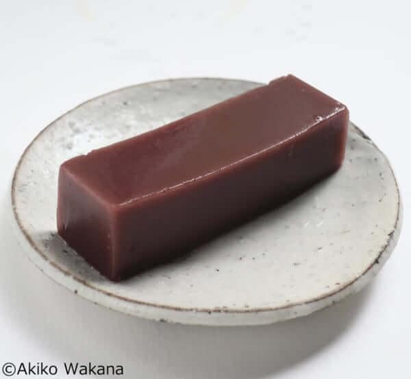 若菜晃子「地元菓子 水ようかん」日光